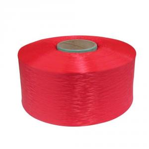 Polypropylene Red Color Yarn